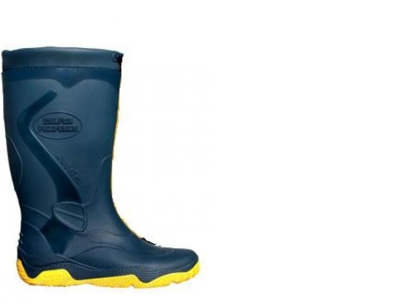 zapatos exclusivos zapatos elegantes clásico Nueva Regina SRL - BOTA NAUTICA MARCA CALFOR MODELO MARINE AZUL